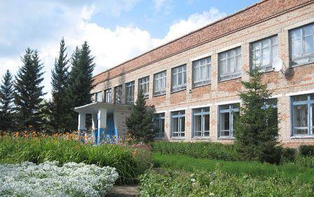 Сидоровска средняя общеобразовательная школа